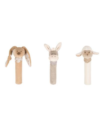 Piszczałki (królik, owieczka lub osiołek)