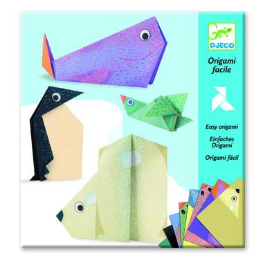 Djeco, Origami - zwierzęta...