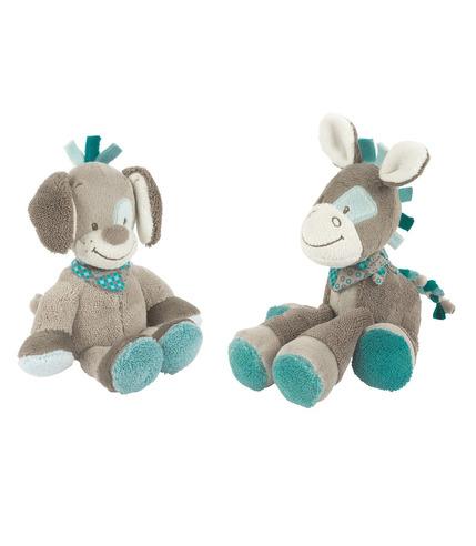 Przytulanka koń Gaston lub pies Cyril