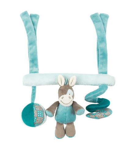 Koń Gaston maxi zabawka model CLASSIC Nattou
