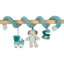 Spiralna zabawka pies Cyril Nattou