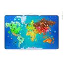 Magnetyczna mapa zwierzęta świata Janod