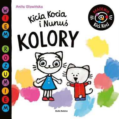 Kolory akademia Kici Koci,...