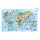 Puzzle - Zwierzęta Świata, Djeco