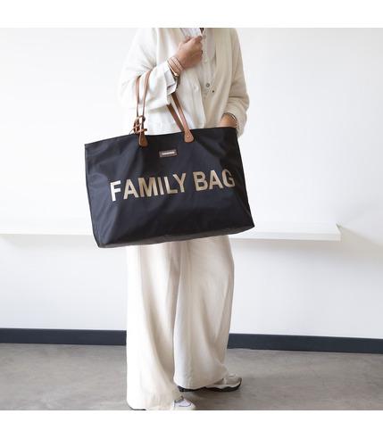 Childhome, Torba Family Bag Czarna