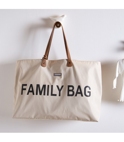 Childhome, Torba Family Bag Kremowa