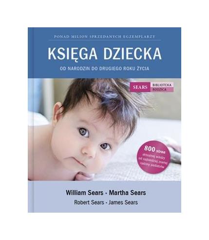 Księga dziecka od narodzin do...