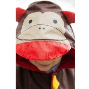 Płaszcz przeciwdeszczowy Zoo Małpa S