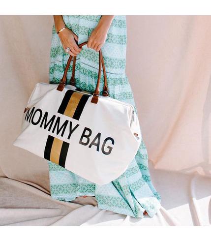 Childhome, Torba Mommy Bag beżowa...