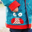 Płaszcz przeciwdeszczowy Zoo Sowa S