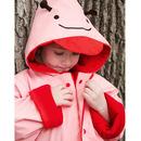 Płaszcz przeciwdeszczowy Zoo Biedronka S