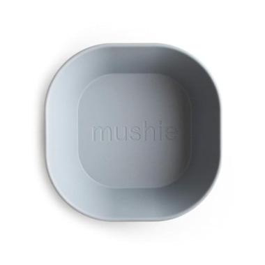 Mushie - 2 miseczki Square...