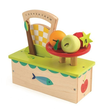 Tender Leaf Toys, Drewniana...