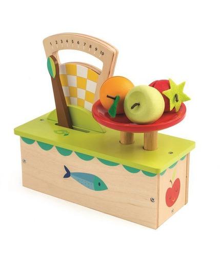 Tender Leaf Toys, Drewniana waga