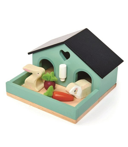 Tender Leaf Toys, Drewniane figurki...