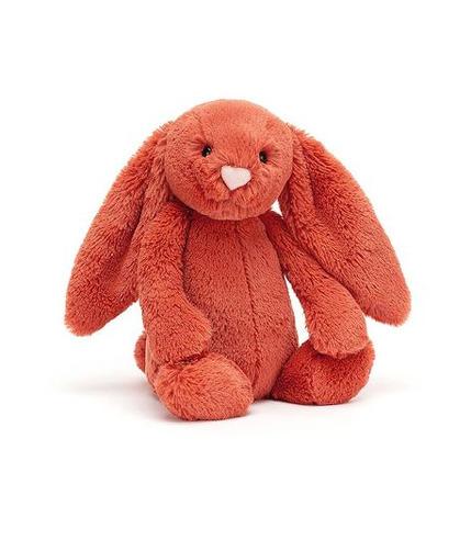 Jellycat, królik cynamonowy 18cm