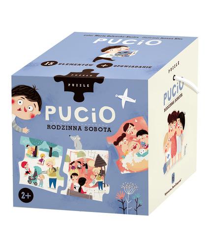 Puzzle Pucio Rodzinna sobota, Marta...