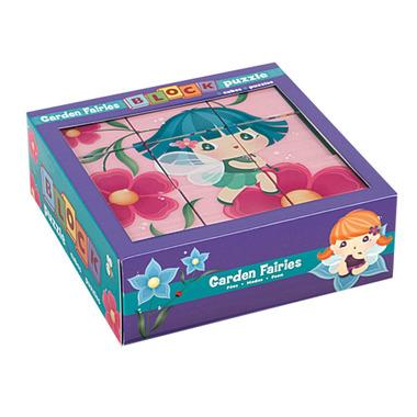 Puzzle - 9 kostek Wróżki, MUDPUPPY