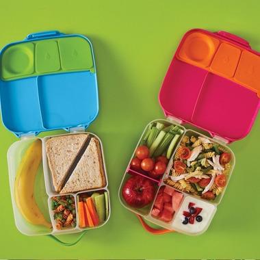 B.box, Lunchbox, Strawberry...