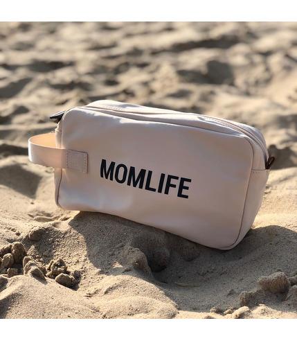 Childhome Kosmetyczka - Momlife Kremowa