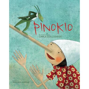 Pinokio, Wydawnictwo Olesiejuk