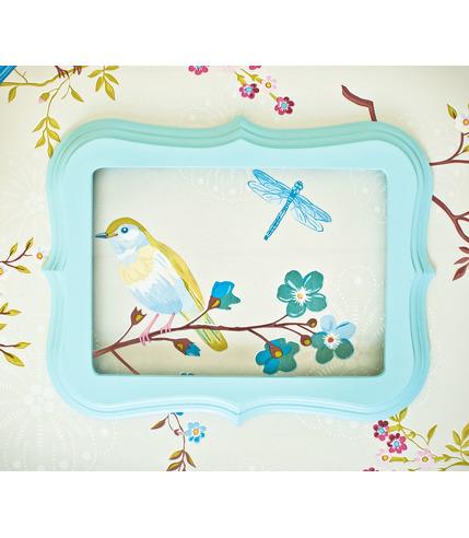 Ramka do zdjęć niebieska Lamps&Co