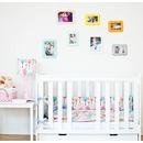 Ramka do zdjęć różowa Lamps&Co
