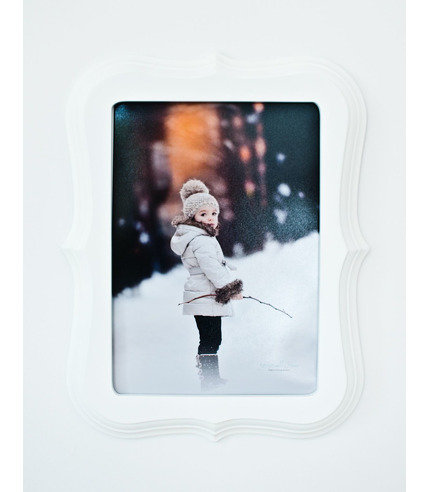 Ramka do zdjęć biała 15x21 cm Lamps&Co