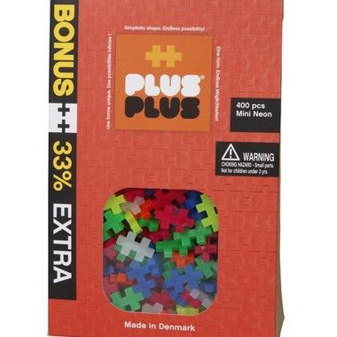 Plus-Plus, Mini Neon - 300...