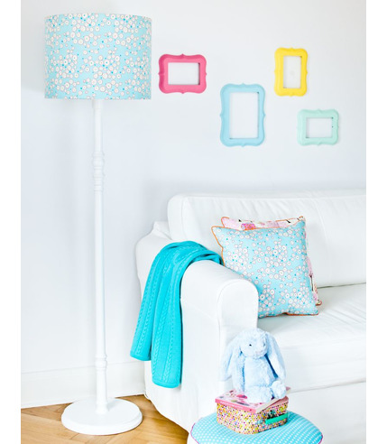 Lampa podłogowa Morskie Bąbelki Lamps&Co