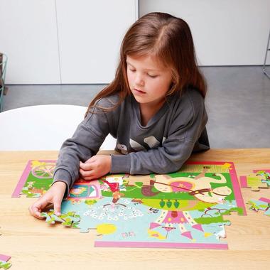 Scratch, Puzzle Księżniczka...