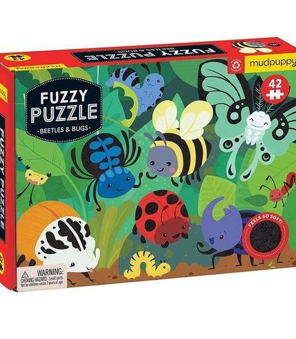 Mudpuppy, Puzzle sensoryczne z...