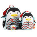 Lanczówka Winter Pingwin z bidonem