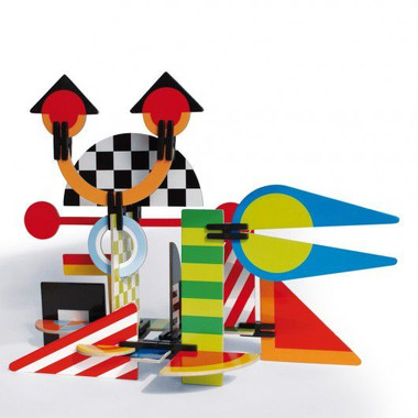 Puzzle konstrukcyjne Paolo