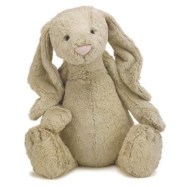 Duży beżowy królik 51 cm Jellycat