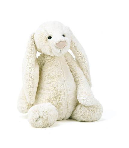 Duży kremowy królik 36 cm Jellycat