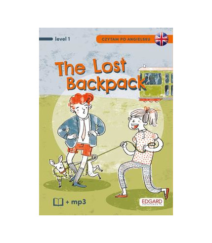 Zagubiony plecak. The lost backpack....