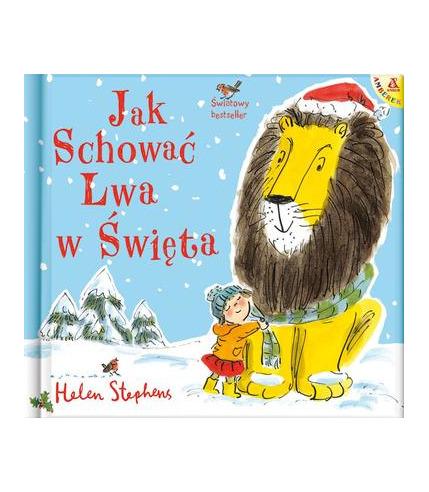 Jak schować Lwa w Święta, Helen Stephens