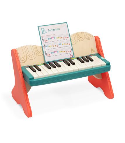 Btoys, Mini Maestro – drewniane pianino