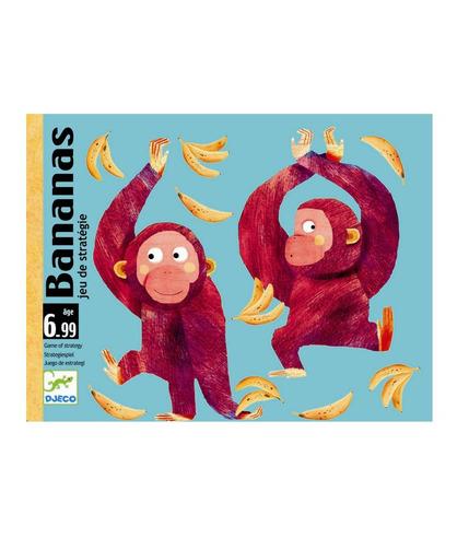 Gra karciana Banany Djeco