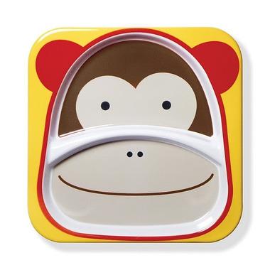 Skip Hop, talerz Zoo Małpka