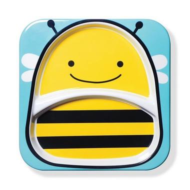 Skip Hop, talerz Zoo Pszczoła