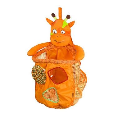 Torba na zabawki kąpielowe Żyrafa