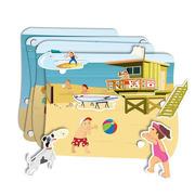 Plaża 3D Scotchi