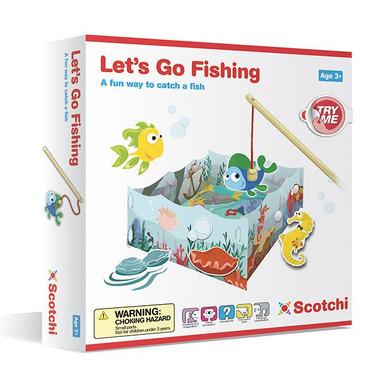 Chodźmy na ryby Scotchi