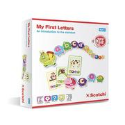 Moje pierwsze litery Scotchi