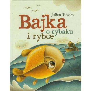 Bajka o rybaku i rybce - Wydawnictwo Wilga