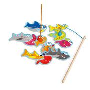 Gra 'Łowimy rybki' (ciemny niebieski)