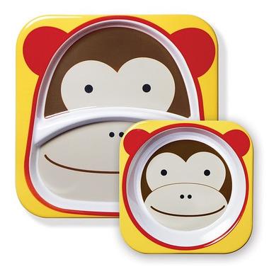 Skip Hop, zestaw Zoo Małpka