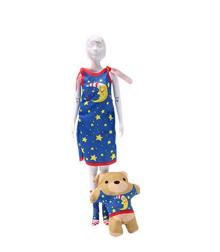 Strój Sleepy Moon Dress Your Doll
